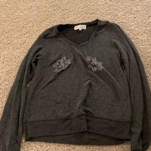 Wild fox present sweatshirt size xs